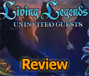 living legends: uninvited guest collector's edition review