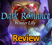dark romance: winter lily review