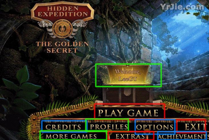 hidden expedition: the golden secret collector's edition walkthrough screenshots 1