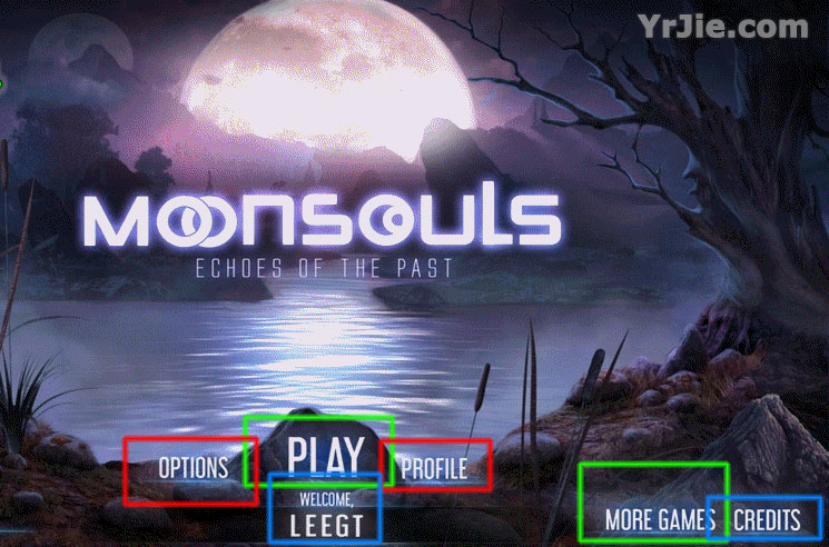 moonsouls: echoes of the past collector's edition walkthrough