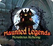 haunted legends: monstrous alchemy