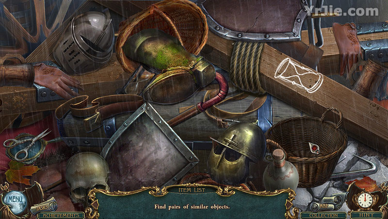 haunted legends: monstrous alchemy collector's edition review screenshots 2