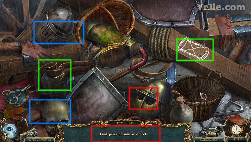haunted legends: monstrous alchemy collector's edition walkthrough screenshots 5
