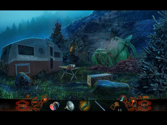 phantasmat: curse of the mist screenshots 1