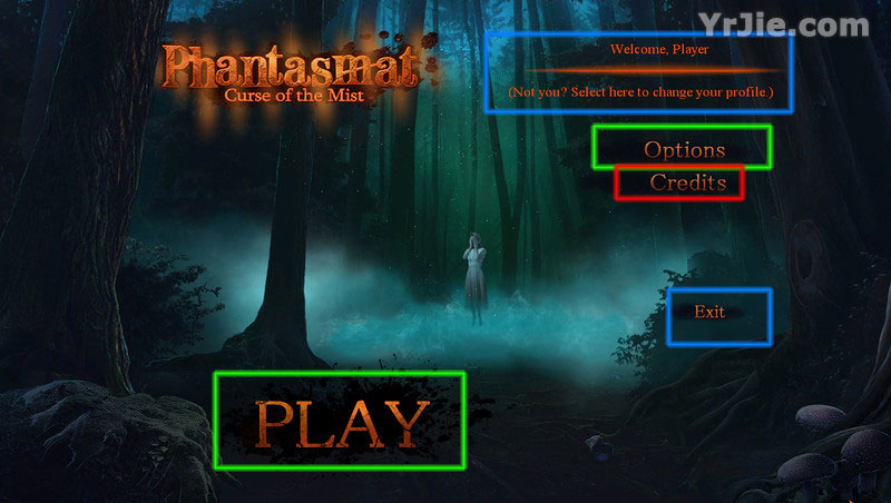 phantasmat: curse of the mist collector's edition walkthrough screenshots 1