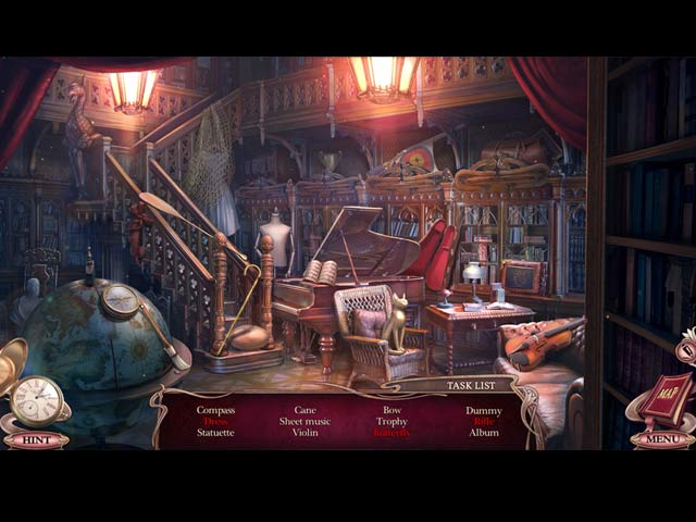 grim tales: the time traveler collector's edition screenshots 5