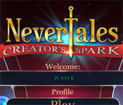 nevertales: creators spark