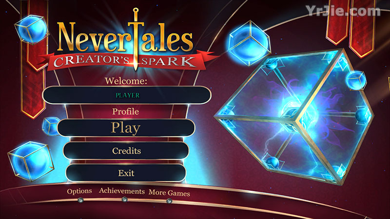 nevertales: creators spark collector's edition