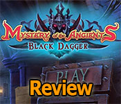 mystery of the ancients: black dagger review