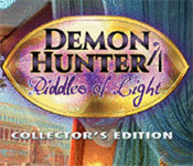 Demon Hunter: Riddles of Light game feature image
