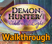 Demon Hunter: Riddles of Light Walkthrough