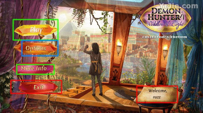 demon hunter: riddles of light walkthrough screenshots 1