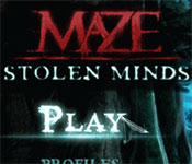 maze: stolen minds collector's edition