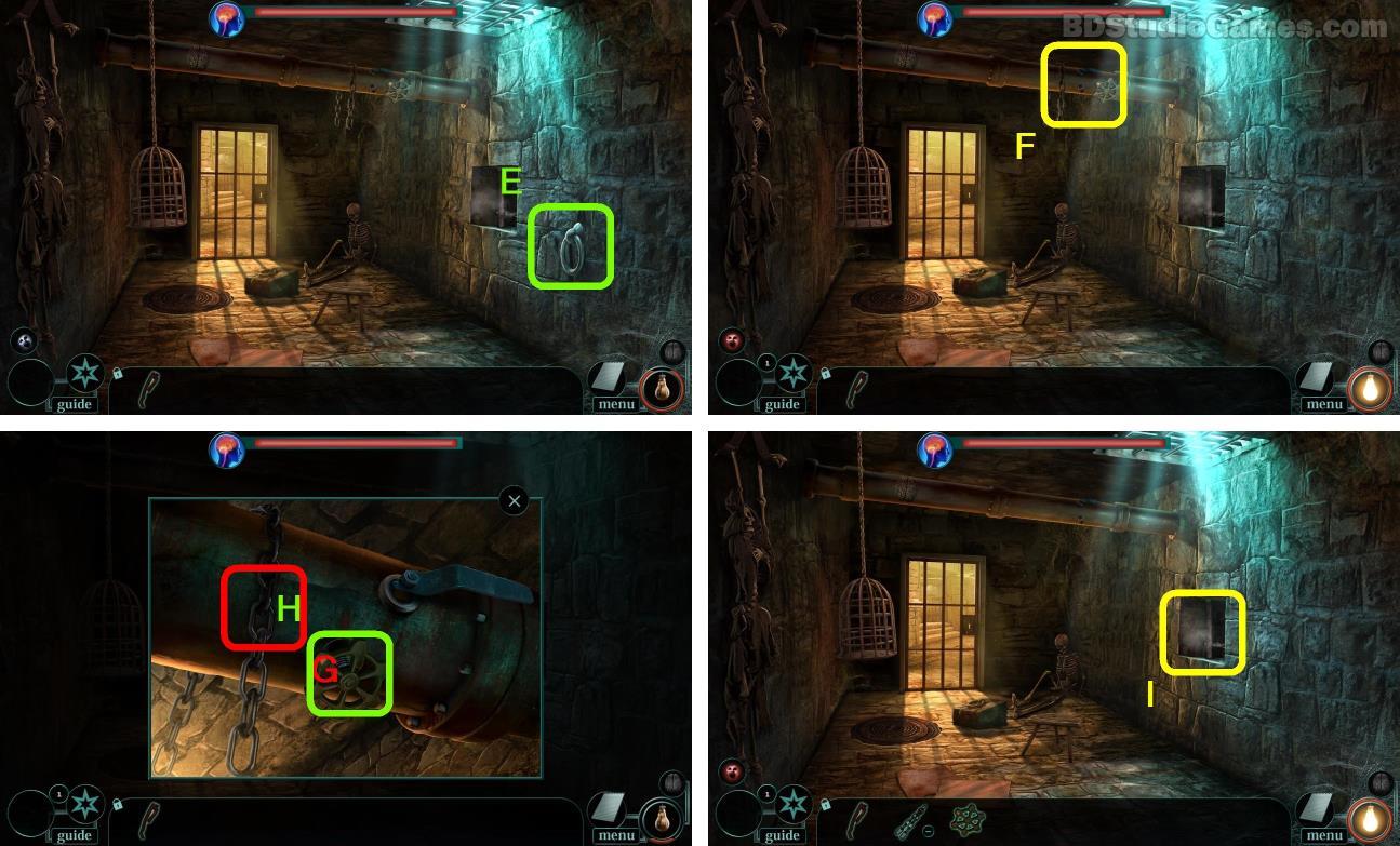 maze: stolen minds walkthrough