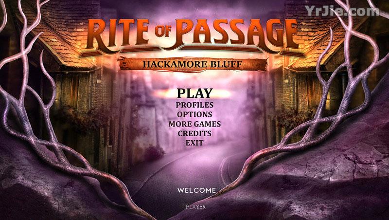 rite of passage: hackamore bluff screenshots 3