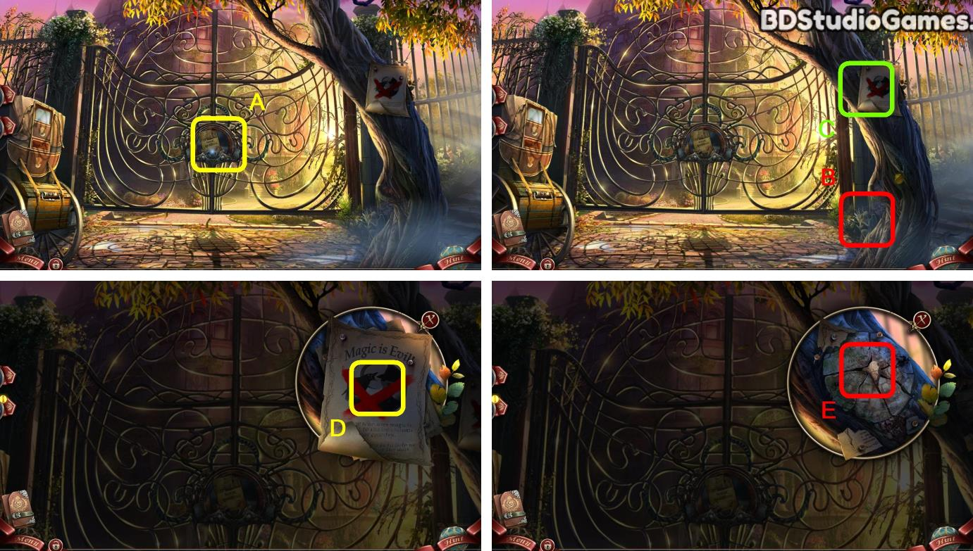 tangled stories: fatal love walkthrough