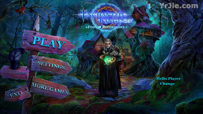 enchanted kingdom: fog of rivershire review