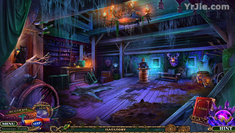 enchanted kingdom: fog of rivershire collector's edition review screenshots 1