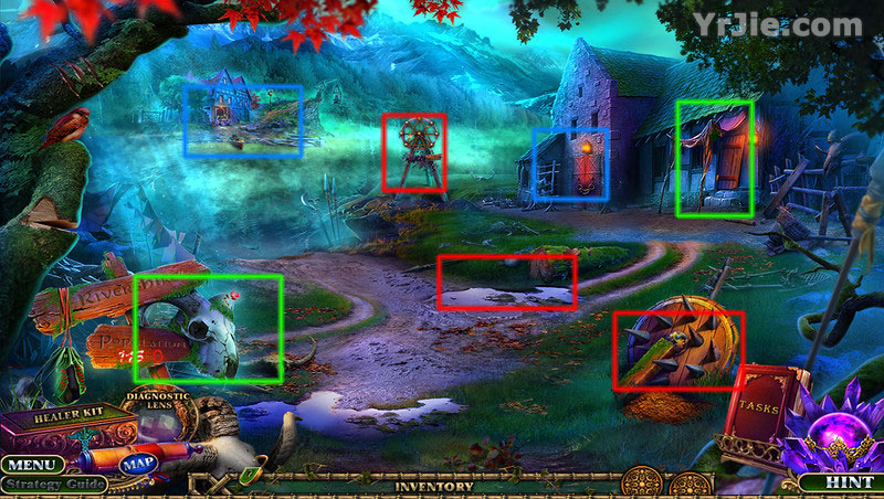 enchanted kingdom: fog of rivershire collector's edition walkthrough