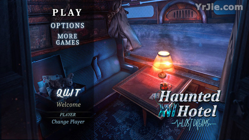 haunted hotel xvi: lost dreams collector's edition screenshots 3