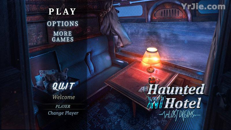 Haunted Hotel XVI: Lost Dreams Collector's Edition