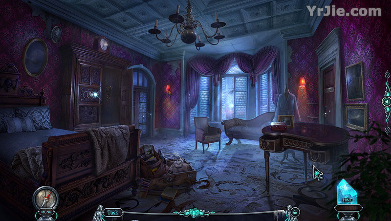haunted hotel xvi: lost dreams collector's edition review screenshots 2