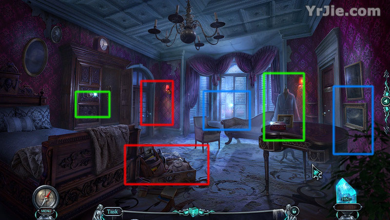 haunted hotel xvi: lost dreams collector's edition walkthrough screenshots 2