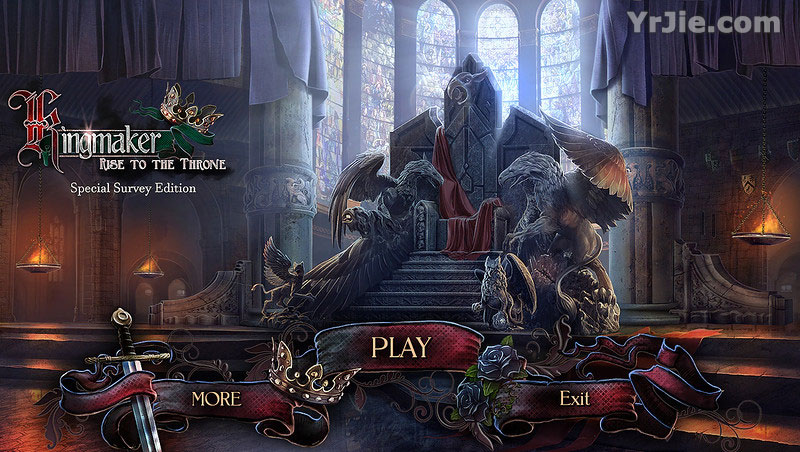 kingmaker: rise to the throne collector's edition screenshots 3