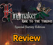 Kingmaker: Rise To The Throne Collector's Edition Review game feature image