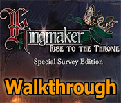 kingmaker: rise to the throne collector's edition walkthrough
