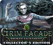 Grim Facade: Broken Sacrament Collector's Edition game feature image