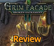Grim Facade: Broken Sacrament Collector's Edition Review game feature image