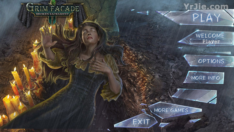 grim facade: broken sacrament collector's edition review