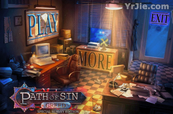 path of sin: greed collector's edition