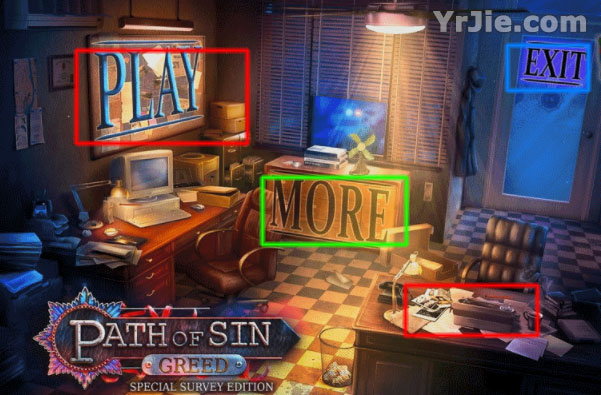 path of sin: greed collector's edition walkthrough screenshots 1