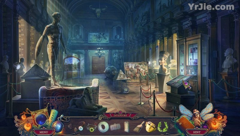 the keeper of antiques: shadows from the past collector's edition screenshots 1