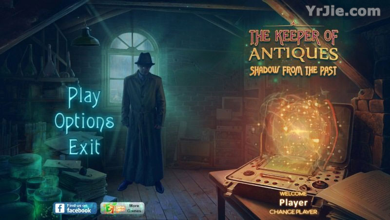 the keeper of antiques: shadows from the past collector's edition screenshots 3