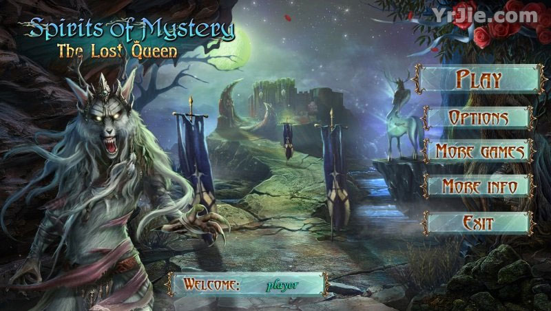 spirits of mystery: the lost queen screenshots 3