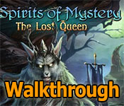 Spirits of Mystery: The Lost Queen Walkthrough