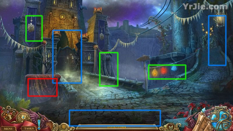 spirits of mystery: the lost queen collector's edition walkthrough screenshots 3