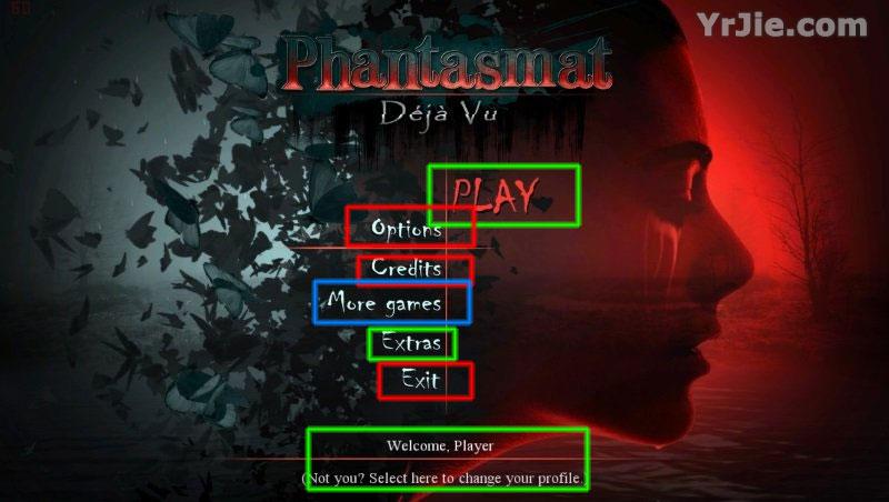 phantasmat: deja vu collector's edition walkthrough