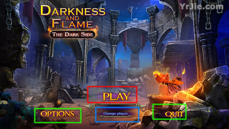 darkness and flame: the dark side walkthrough screenshots 1