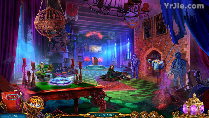 labyrinths of the world: when worlds collide collector's edition screenshots 1