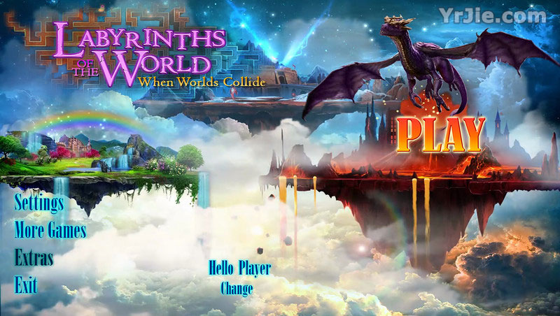 labyrinths of the world: when worlds collide collector's edition screenshots 9