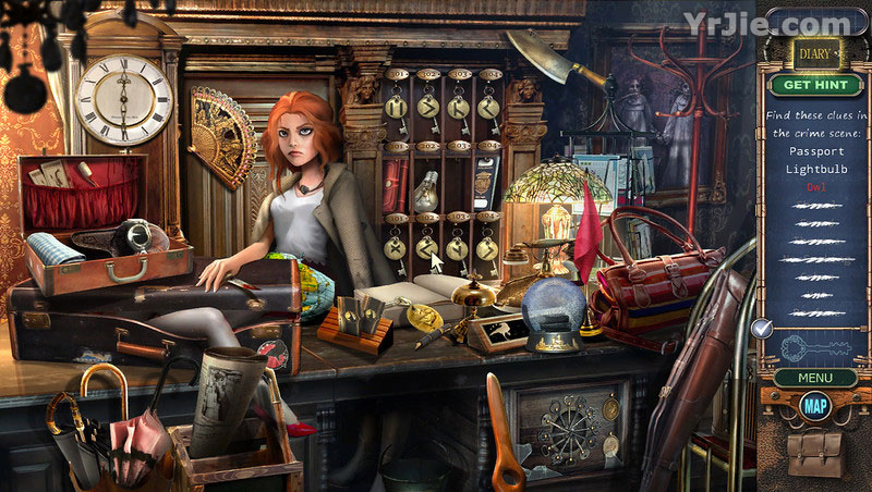 mystery case files: hotel victory screenshots 2