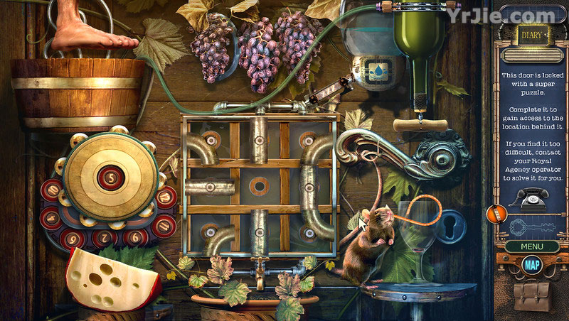 mystery case files: hotel victory collector's edition screenshots 1
