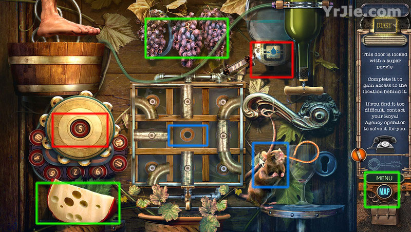mystery case files: hotel victory walkthrough screenshots 3