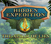 Hidden Expedition: The Altar of Lies Collector's Edition game feature image