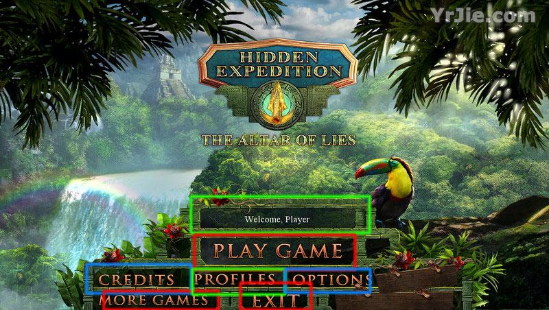 Hidden Expedition: The Altar of Lies Collector's Edition Walkthrough