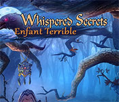 Whispered Secrets: Enfant Terrible game feature image